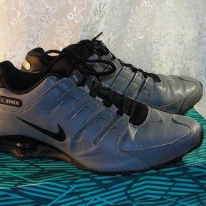 Nike Shox Gray Sneakers men's Size 11.5